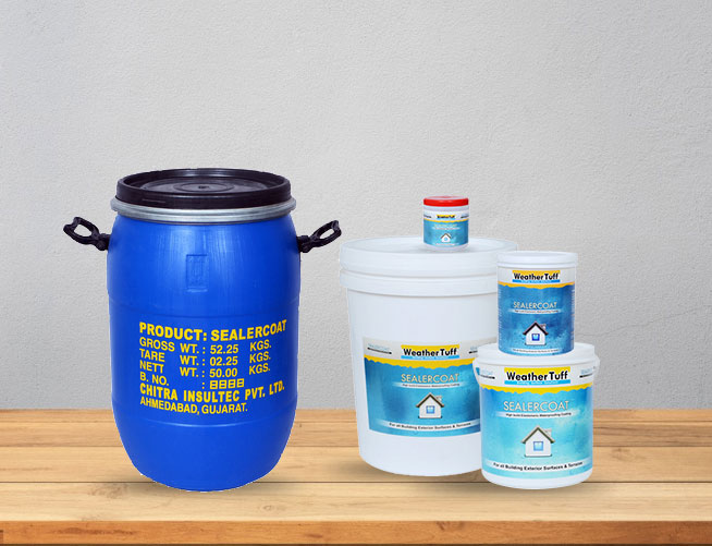 TuffCrete SBR Latex Base Waterproofing