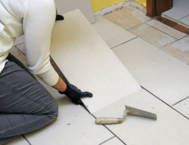 Tile Adhesive Tile care